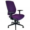 sillon dirección y sillas de oficina CRONOS