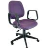 silla oficina económica respaldo bajo