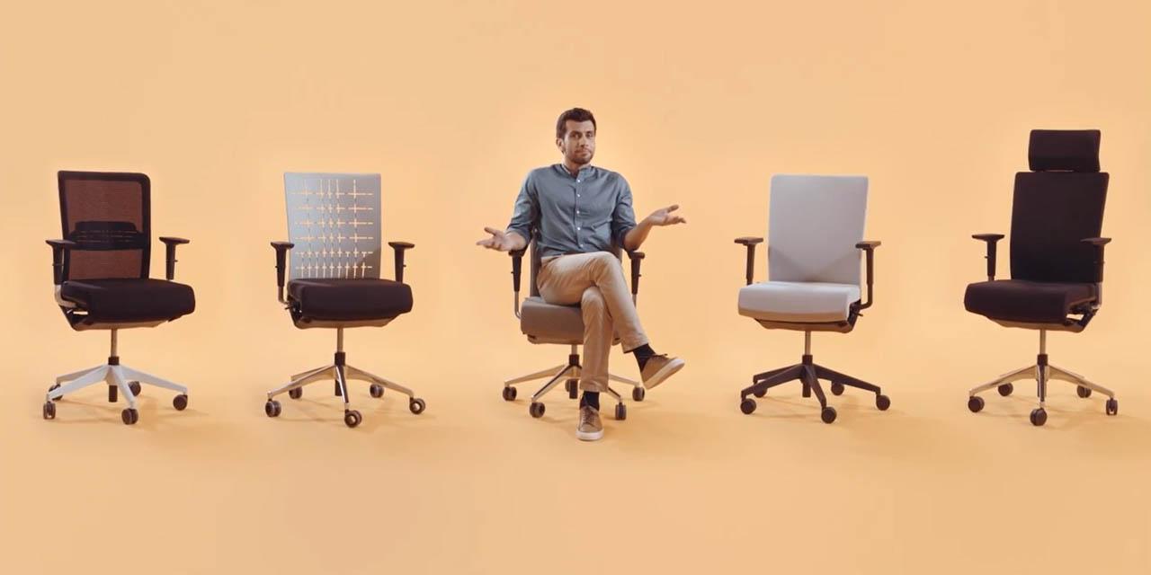 SILLAS 360 - Sillas de oficina, dirección, operativas, económicas.